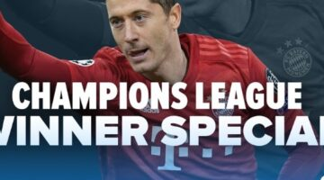 Stake: Champions League Winner Special Promotion