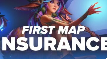 Stake: League of Legends First Map Insurance