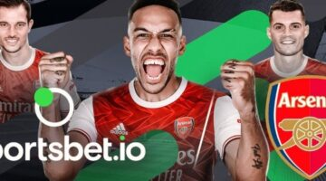 Sportsbet.io: Get two Free Bets this weekend