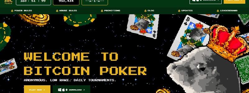 Second GOSU Poker Tournament on Sunday at SwC
