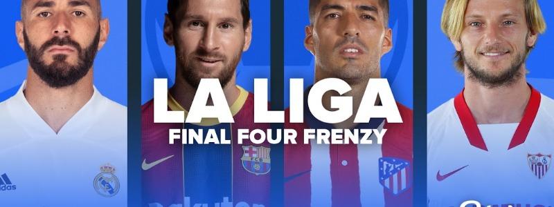 Stake: La Liga Final Four Frenzy