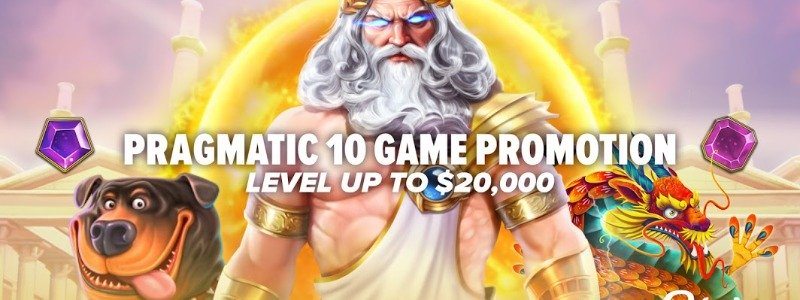 Stake: Pragmatic Level Up Tournament with $20,000 Prize Pool